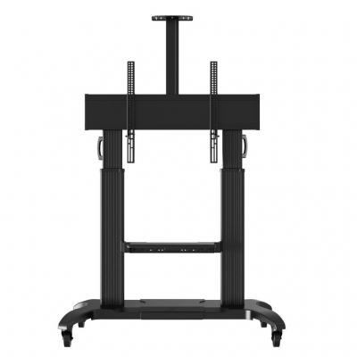 Мобильная стойка для телевизора NB CF100, черная
