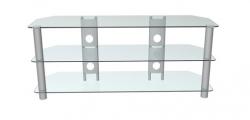 AV Stand TP1001L-Silver