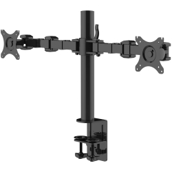 Desktop Dual Monitor Arm Mount KRON D221E