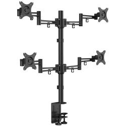 Настольный кронштейн для 4-х мониторов KRON D422E